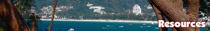 Phuket Resources: Links to Associations, Artists & Companies